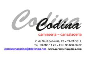 Fetaosona Carnisseria Codina Logo