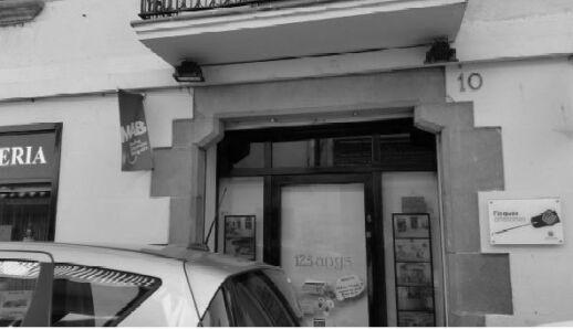 Fetaosona - Forn Sant Roc exterior