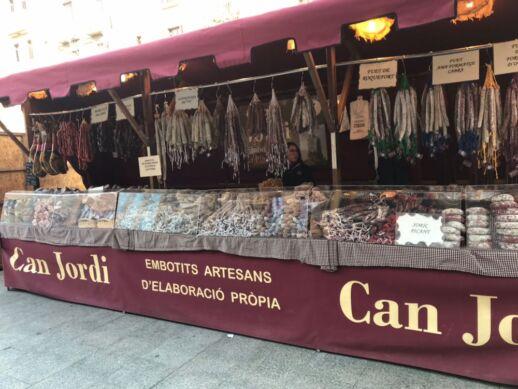 fetaosona Can Jordi - Mercat Medieval Vic