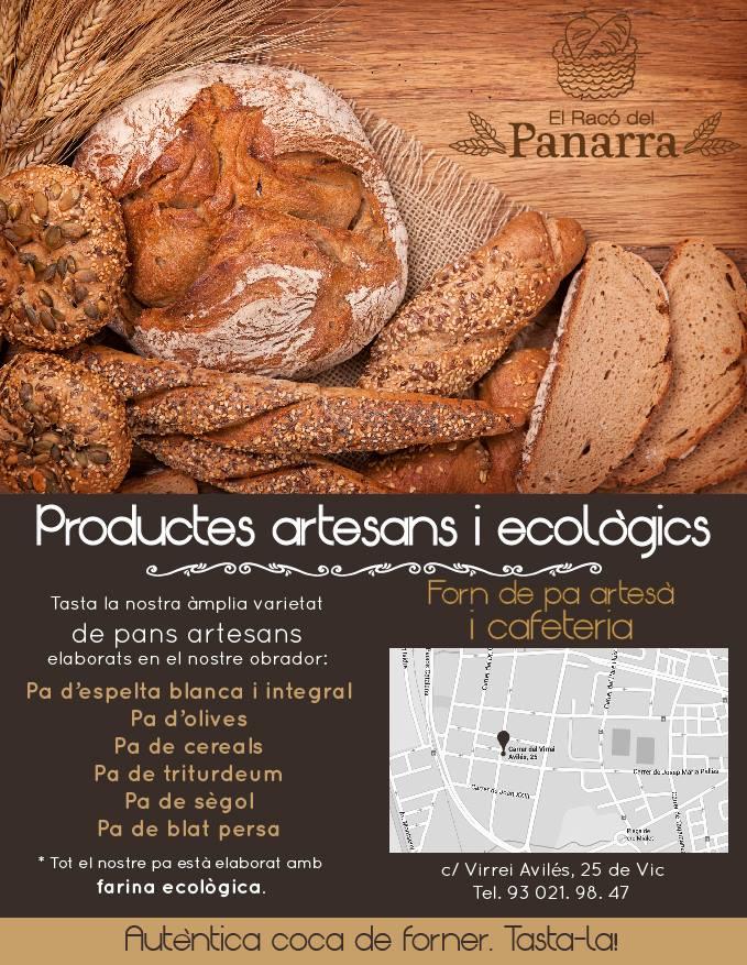 Fetaosona - Selecció de pans El Racó del Panarra