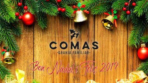 fetaosona - Granja Comas - felicitacio 2018