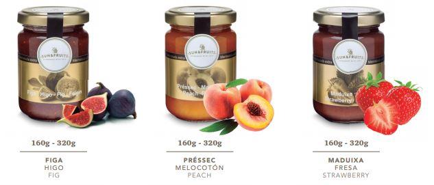 Fetaosona melmelades Sun & Fruits 1