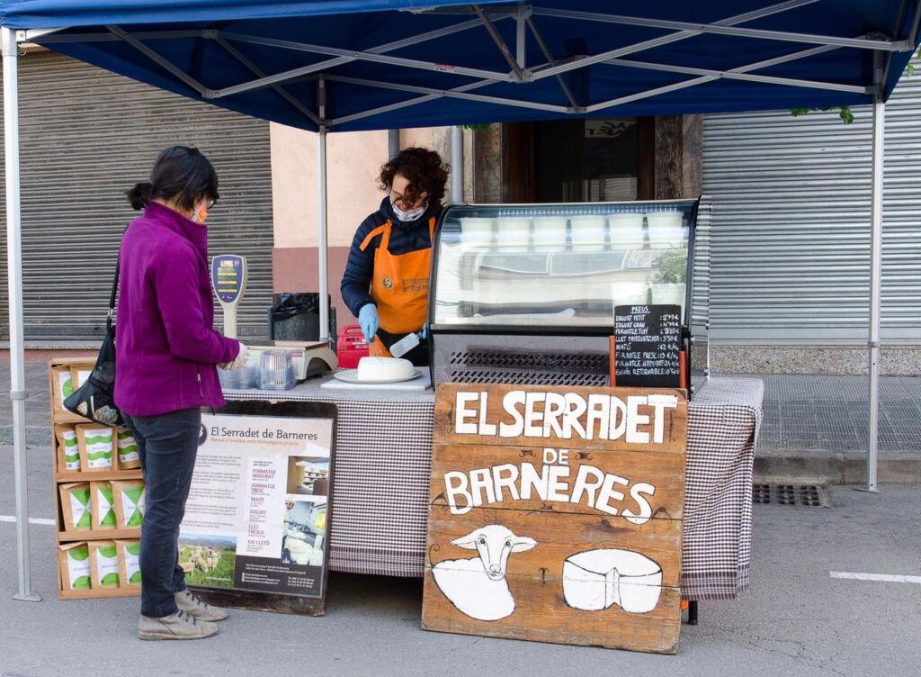 fetaosona - El Serradet de Barneres - Maria mercat