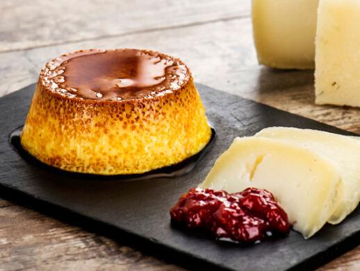 fetaosona - Granja Armengol - flam formatge