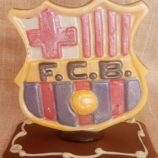 Fetaosona - Xocolato Garrapinyades - Escut del Barça