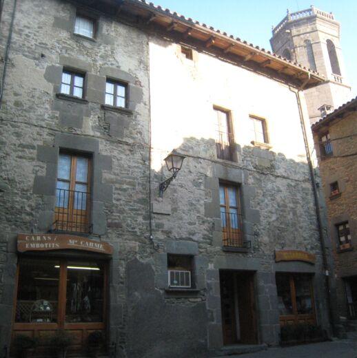 fetaosona - Embotits Maria Carme - façana