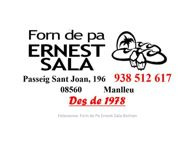 fetaosona - Forn de pa Ernest Sala